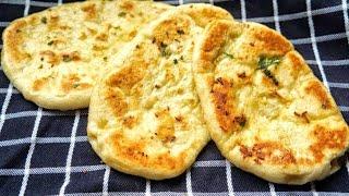 خبز بالثوم جد لذيييذ للاطفال و الكبار