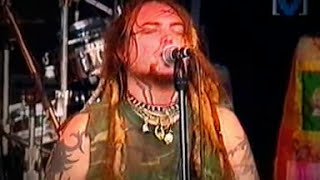 Soulfly @ Live Big Day Out 1999