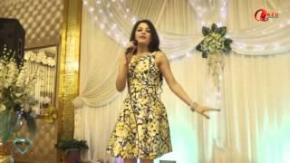 GHEZAAL ENAYAT NEW SONG AT FASHION SHOW IN TAJIKISTAN