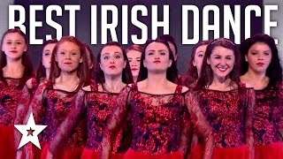 INCREDIBLE IRISH DANCE With A Tapping Twist On Britain