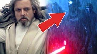 La Impresionate Pelea de Luke y los Caballeros de Ren en Star Wars Episodio 8