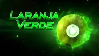 Laranja Verde - Campanha Heróis - Hortifruti