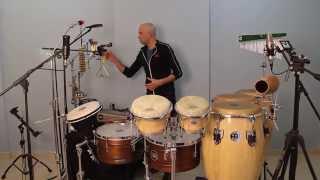Roberto Serrano - Percussion Set 1.1, Toys 1 - March 2015