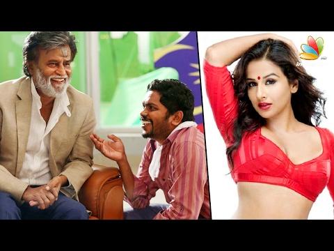 Vidya Balan roped in for Pa Ranjith and Ranjinikanth combo movie | Latest Tamil Cinema News