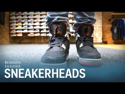 Meet the sneakerheads driving the massive 1 billion resale market