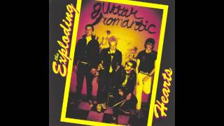 "The Exploding Hearts ""Guitar Romantic"" LP (2003)"