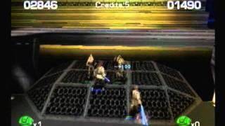 Bad gamers play old games - Star Wars Jedi Power Battles - Jedi Ballet