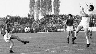 Nicolae Dobrin - un magician al fotbalului care a transformat sportul în artă