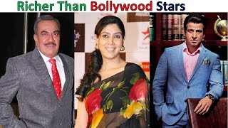 Top 10 TV Stars Who Are Richer Than Bollywood Stars  2017