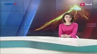Gunung Anak Krakatau Muntahkan Lava Pijar Hingga Ke Laut - LIP 27/12