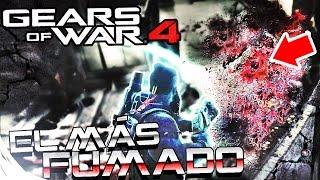 GEARS OF WAR 4 - DROGO JUEGA COMO ESTUPIDO EN LA COLINA
