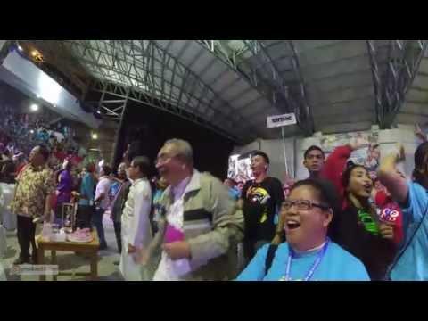 Indonesian Youth Day Manado 2016 (Closing)  - PEN@ KATOLIK