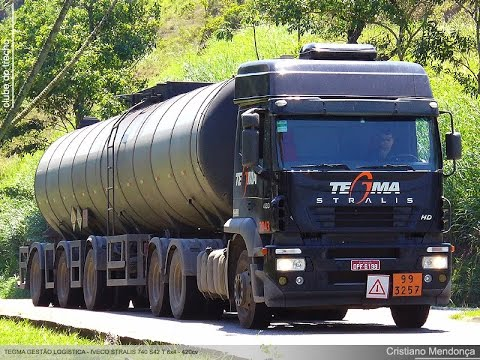 Maiores Empresas de Transporte Rodoviário de Carga no Brasil em 2013