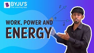 Class 11-12 - Work, Power and Energy