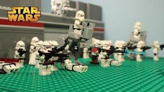 LEGO Cyclops - Star Wars the Clone Wars - Stopmotion