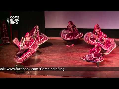 "Dance Performance: ""Kalbeliya – Rajasthani Folk Dance"" by Students of PWS, Alwar, Rajasthan"