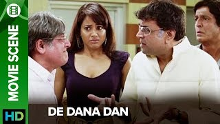 The great Indian confusion | De Dana Dan | Movie Scene