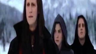 The Twilight saga Breaking dawn part 2 'Alice's vision'