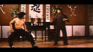 Enter the Fat Dragon - Sammo Hung vs Bruce Lee impersonator (Español)