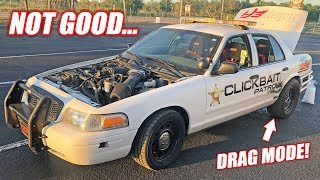 We Took Neighbor Drag Racing and It Was an Epic FAILURE lol... Here's the Problem!