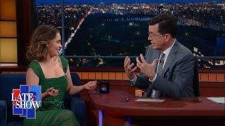 Emilia Clarke Talks GoT's Full Frontal Male Nudity