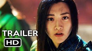 The Great Wall Official Trailer #2 (2017) Matt Damon, Willem Dafoe Action Movie HD