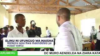 DC MURO ACHANJA MBUGA