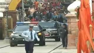 PM arrives at Pashupatinath Temple in Kathmandu, Nepal