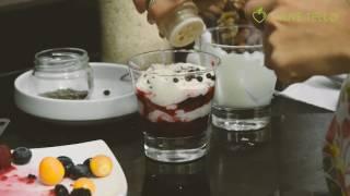 Antojos dulces saludables