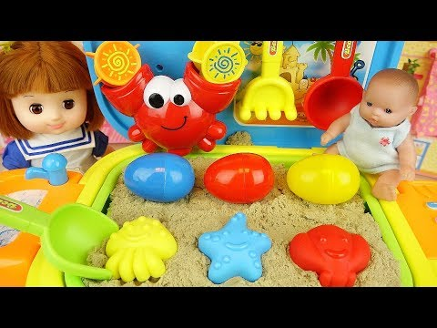 Xxx Mp4 Sand Toy And Baby Doll Surprise Eggs Play Baby Doli 3gp Sex