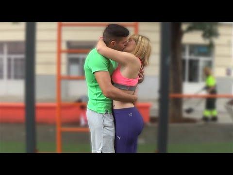 Xxx Mp4 Kissing Prank GONE HOME 3gp Sex