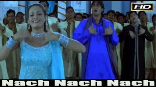 Nach Nach Nach | HD Song | Deewanapan Movie | Arjun Rampal | Dia Mirza |