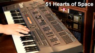 Roland JD-800 - the 64 classic factory patches