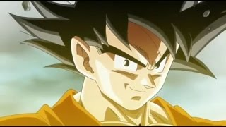 Dragonball Super - Best Goku power up motivation 2016
