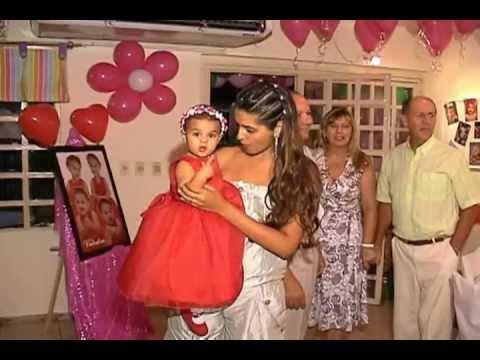 PHG studio & produtora Clip Aniversário Infantil 1 ano Valentina filmagem fotografia