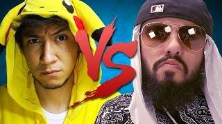 Hiro VS Mussoumano | Batalha de Youtubers