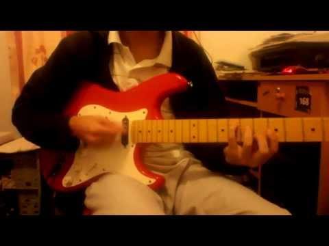 Désiré Francois et Cassiya To Prezans guitare solo rythmique cover