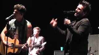 Dan  Shay  Party Girl Live 2014 Wi