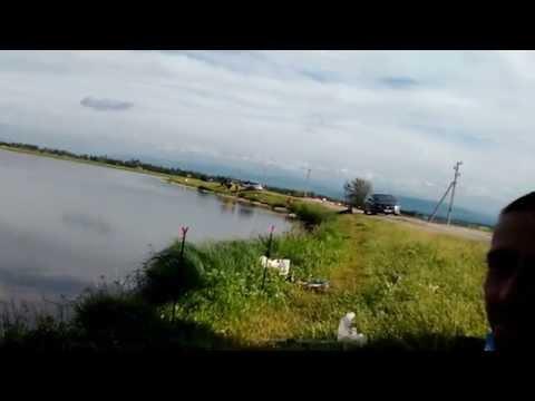 места рыбалки в бишкеке