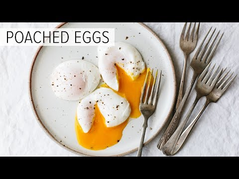 Xxx Mp4 POACHED EGGS How To Poach An Egg Perfectly 3gp Sex