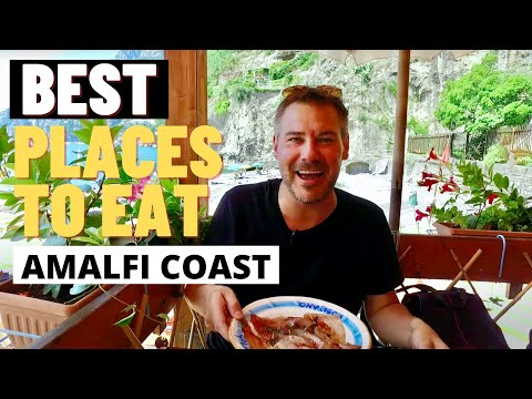 What To Eat In The Amalfi Coast Italy A Taste Of Campania