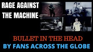 Rage Against the Machine - Bullet in the head (cover)