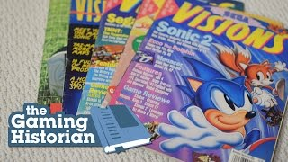 Sega Visions Magazine - Gaming Historian