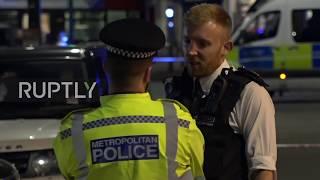 UK: London tube shooting leaves three injured