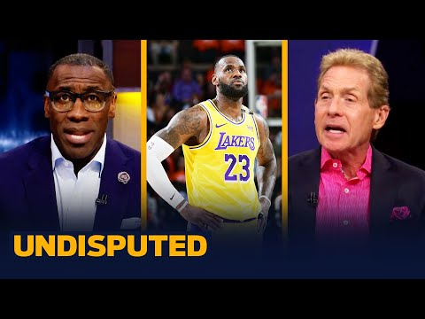Magic Johnson tweets Giannis & KD are coming for LeBron s throne Skip & Shannon I NBA I UNDISPUTED
