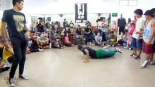 Crazy Battle 2015 - 1/8 - Sinestro e Gabriel vs James e Vitinho