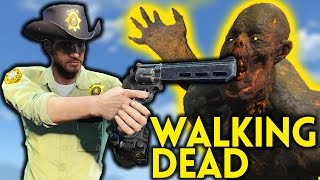 Fallout 4 WALKING DEAD APOCALYPSE - Gameplay Ep. 17