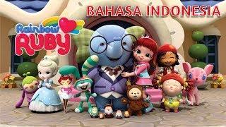 Lagu Rainbow Ruby Bahasa Indonesia Lirik   Rainbow Ruby Song   Opening Theme Song