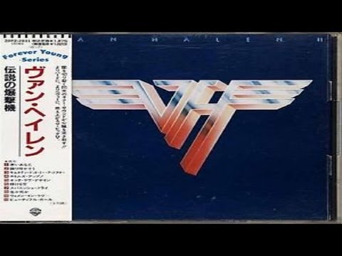 Van Halen - Outta Love Again (1979) (Remastered) HQ