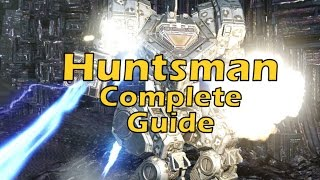 Huntsman Multi-Guide: A Comprehensive Guide to Huntsman Meta Builds - MechWarrior Online